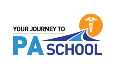 Your Journey to PA School Logo